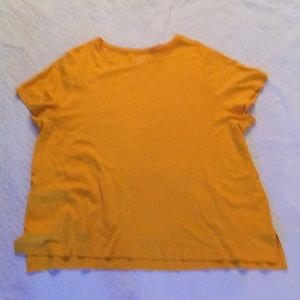 Westbound orange t-shirt. Like new !